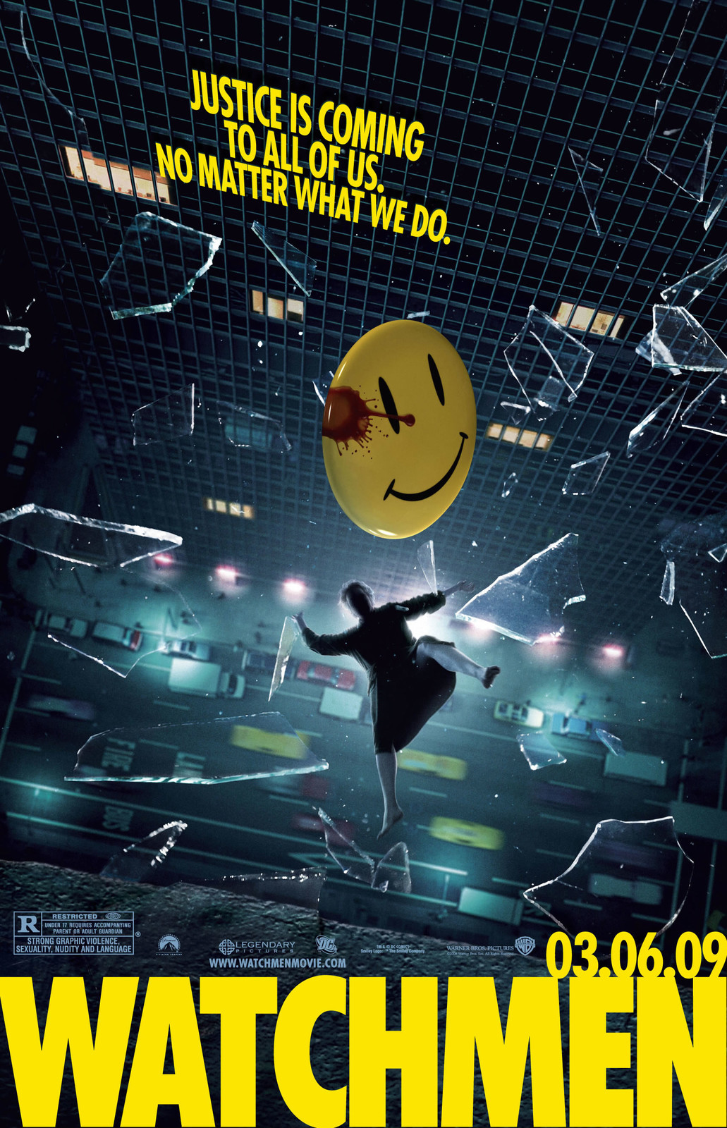 Original Watchmen Poster