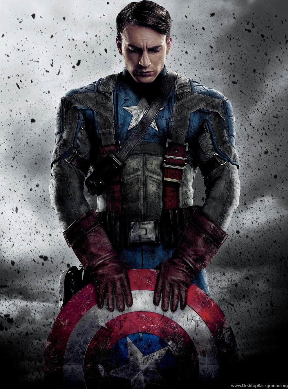 Original Captain America Poster
