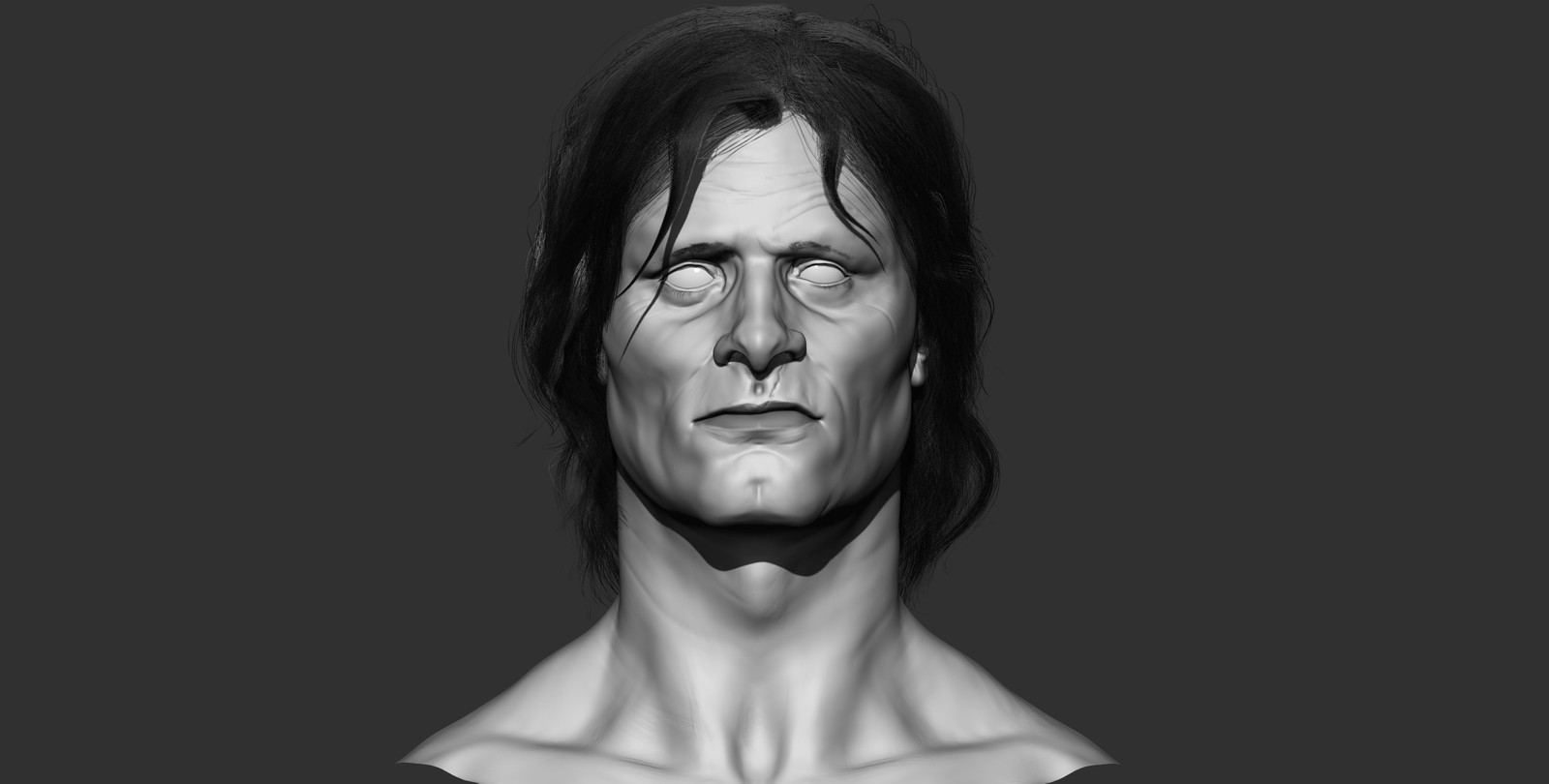 Work in progress/ Likeness  Viggo Mortensen