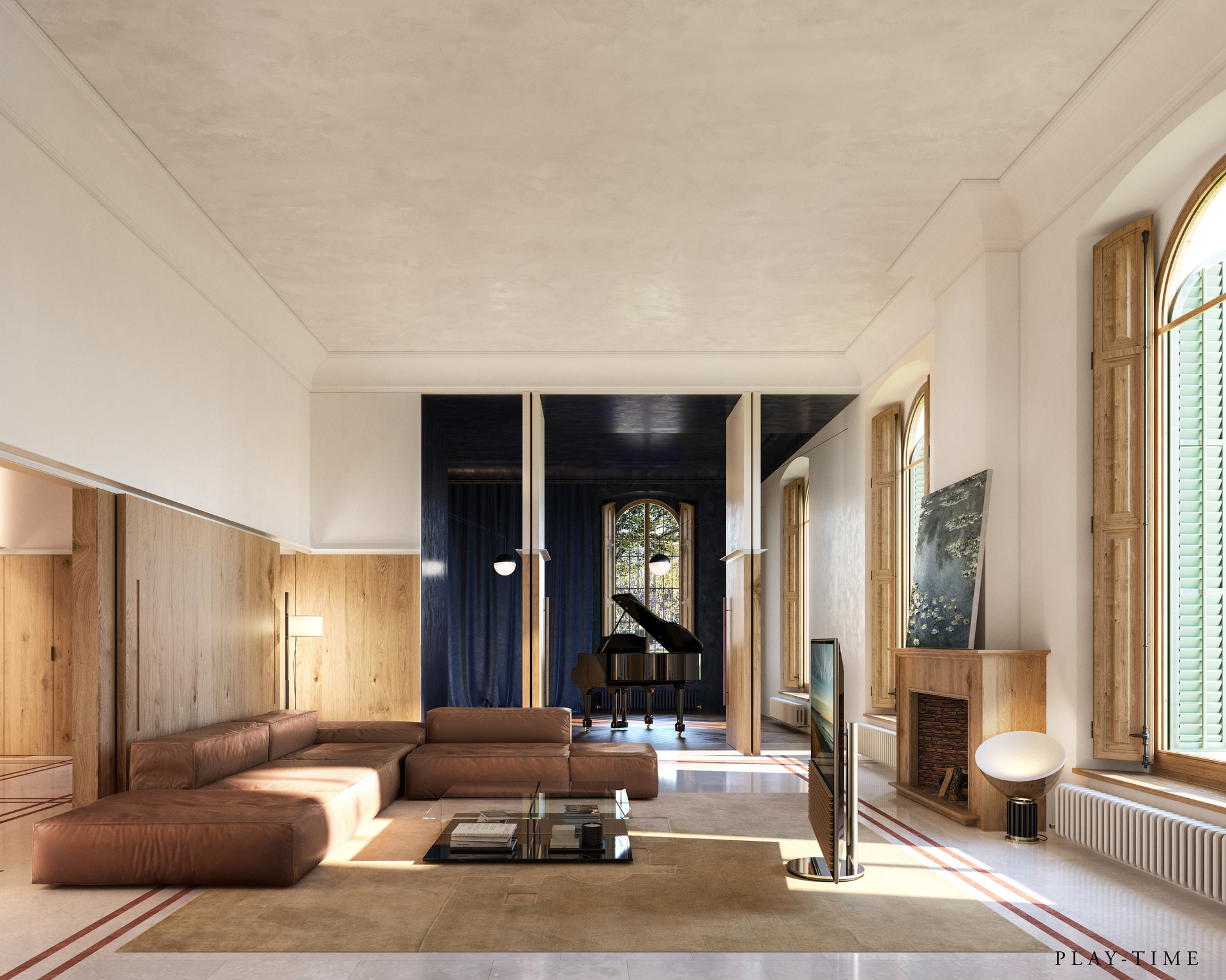 Play time architectonic image mesura house renovation alella 04