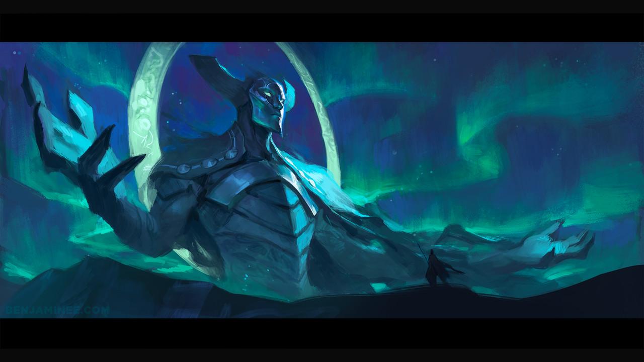 Benjamin ee the moonlight king 3