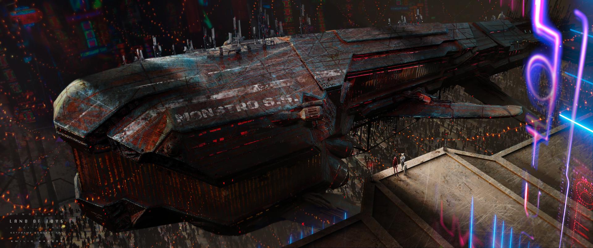 PIN: 0Q0 - A Sci-Fi Tale