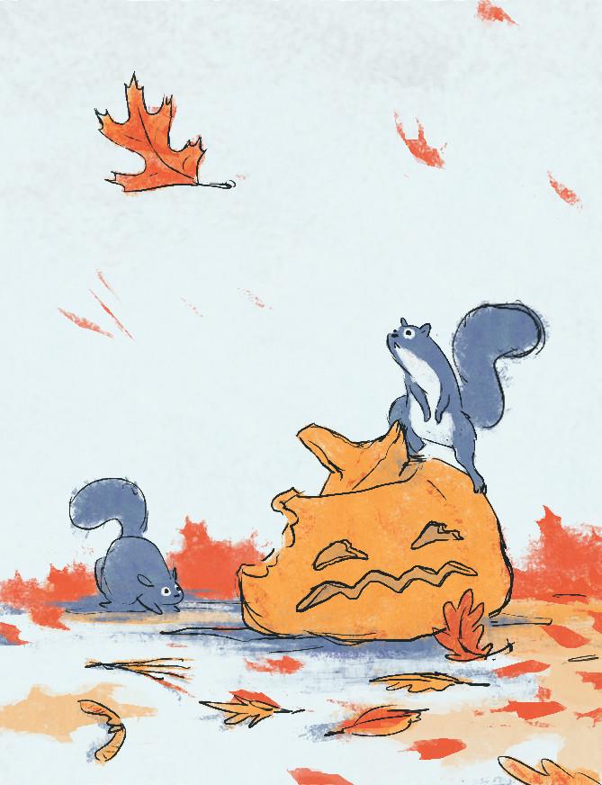 Sam streed pumpkinsquirels