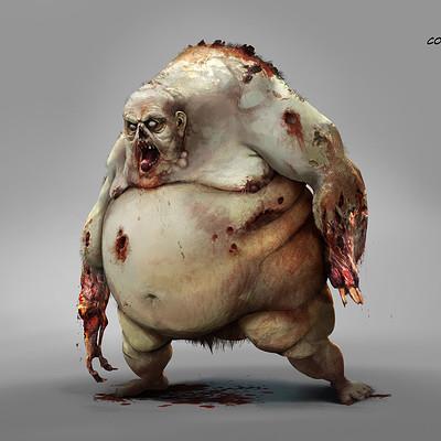 Donovan valdes zombie corpulent 01d