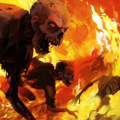 Donovan valdes zombie inferno