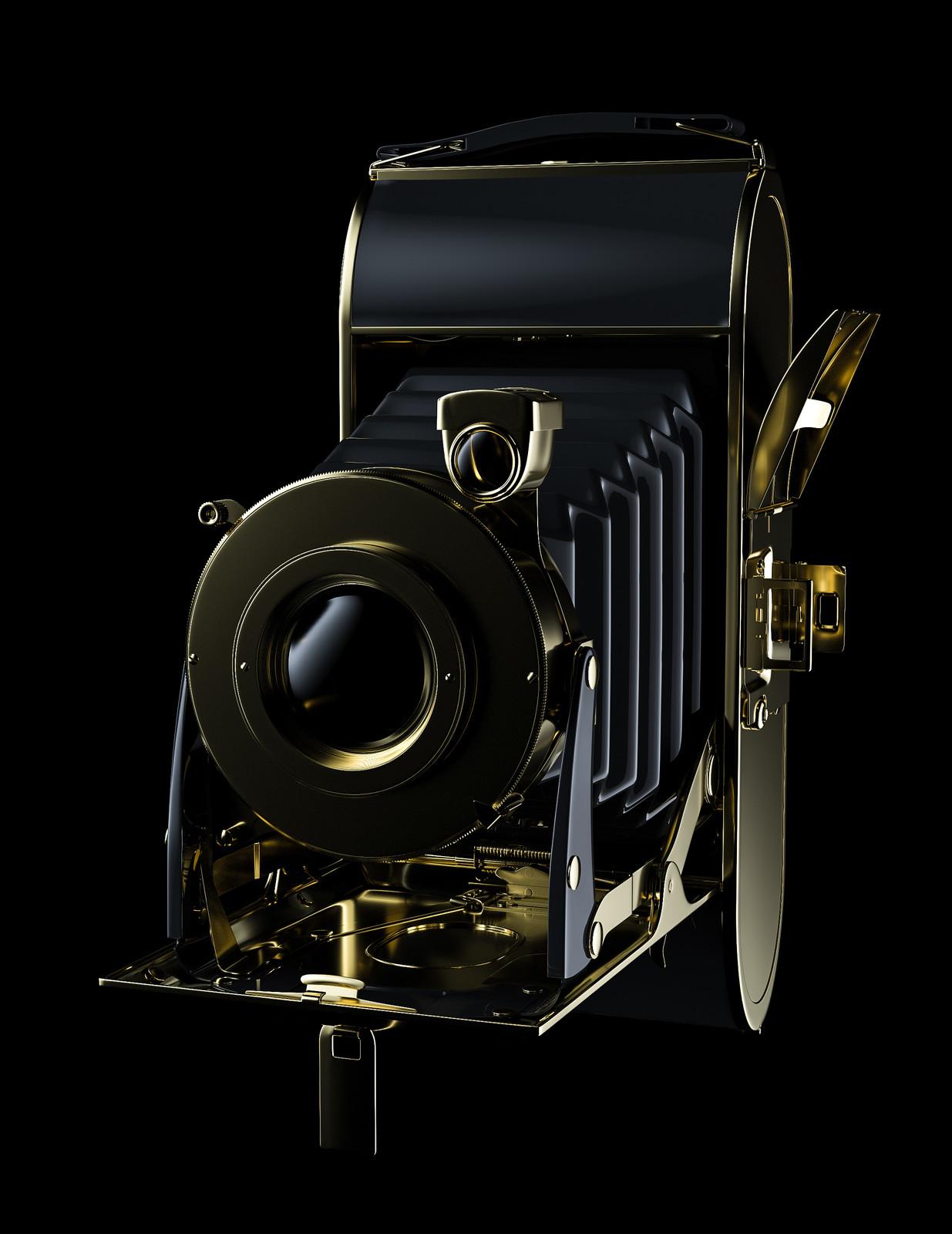 Vintage Voigtländer Bessa Camera