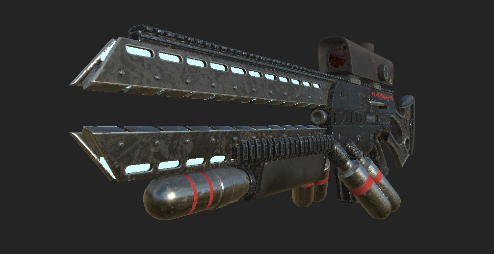Joe bush 2017 11 30 18 21 15 substance painter 2 6 1 25 days remaining railgun