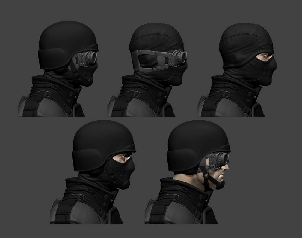 Head Variant Options