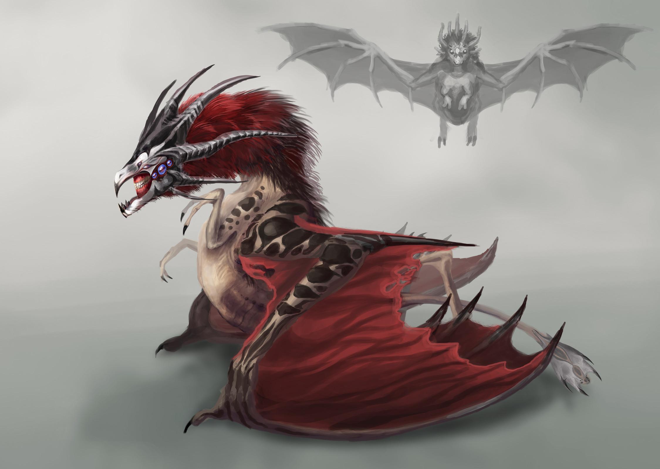Third alternative stage, Aravyre (female adult) - Revised