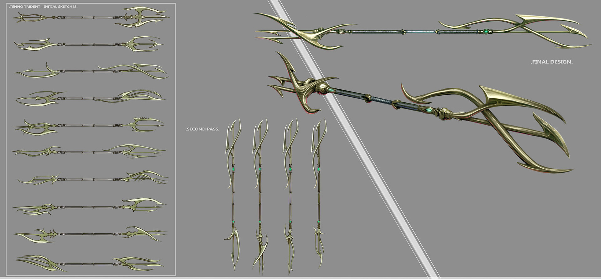 The Original Trident Concept.