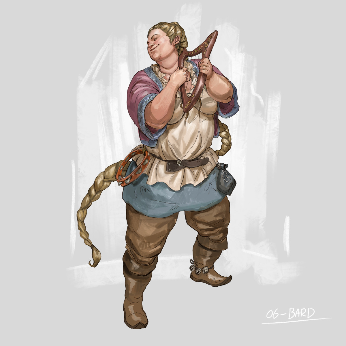 RPG Class day 06: bard