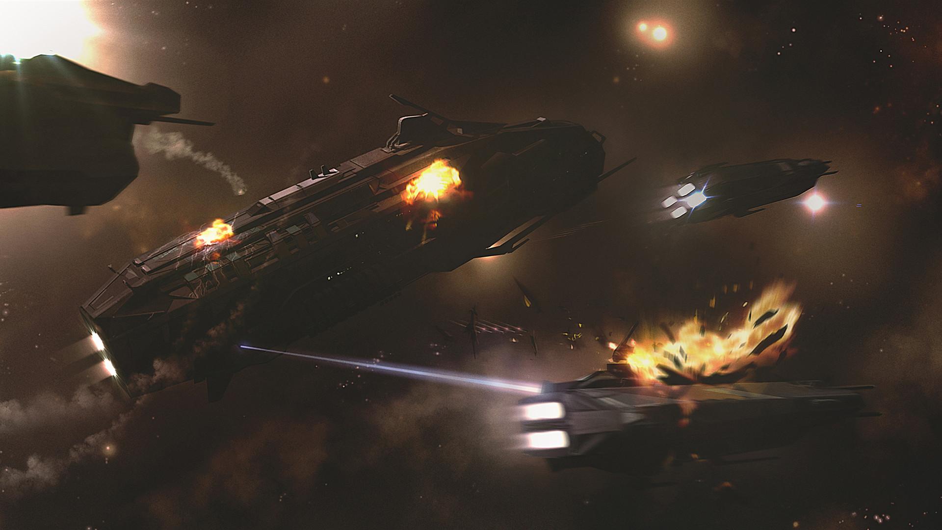 Space Battle - 2014