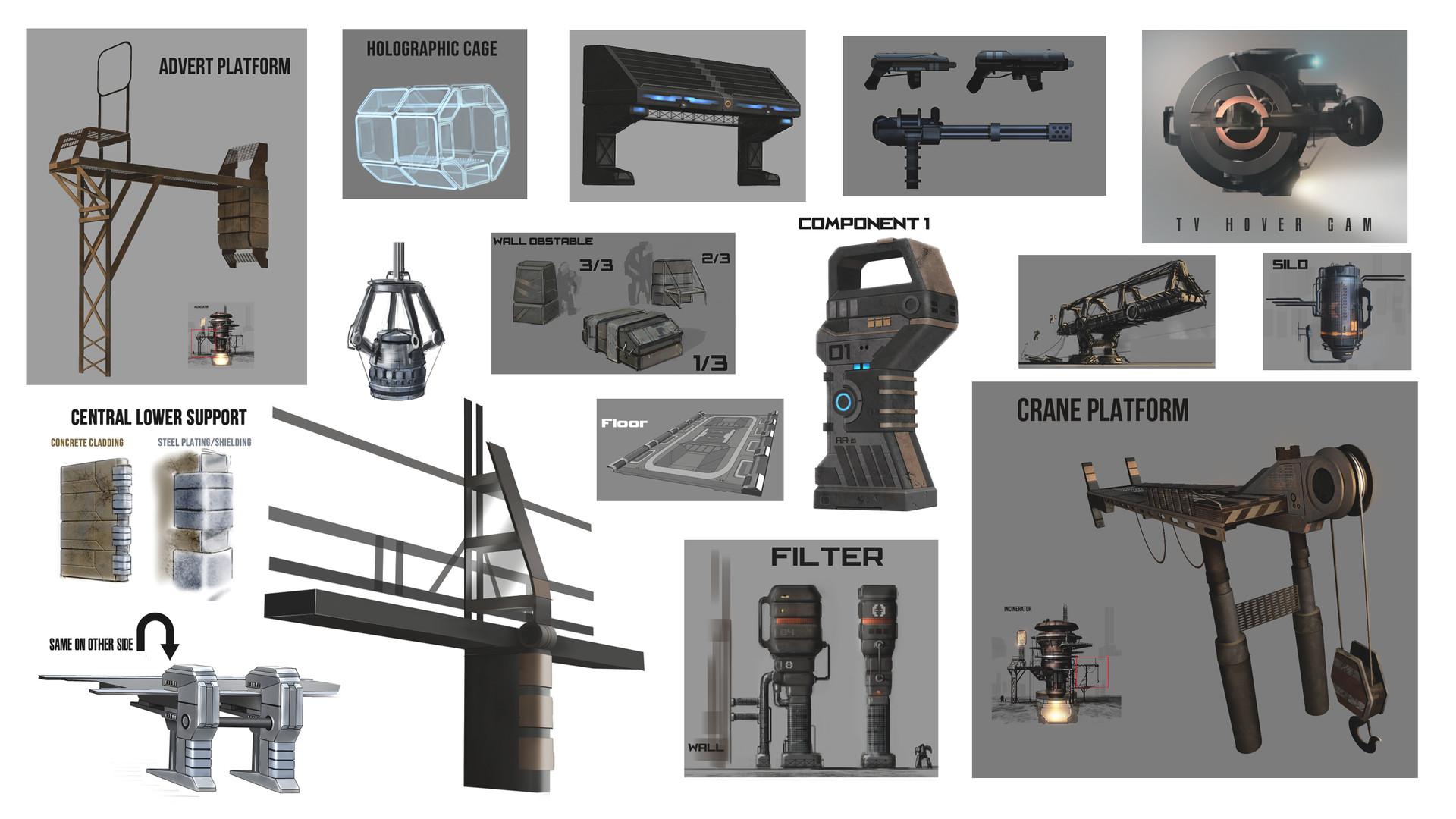 Heavy Gear Concepts 4 - 2013