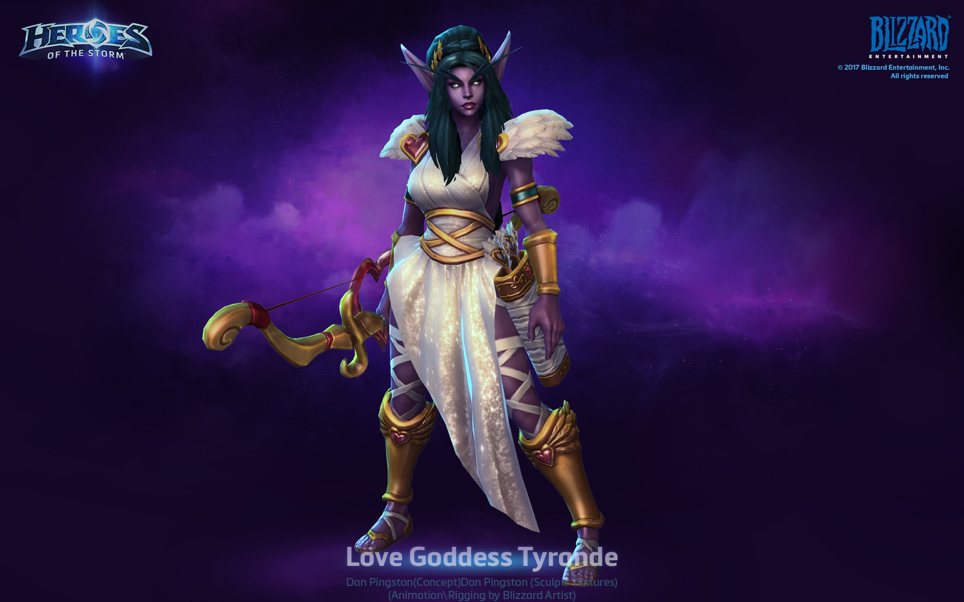 Dan pingston dan pingston lovegoddesss tyrande hots1