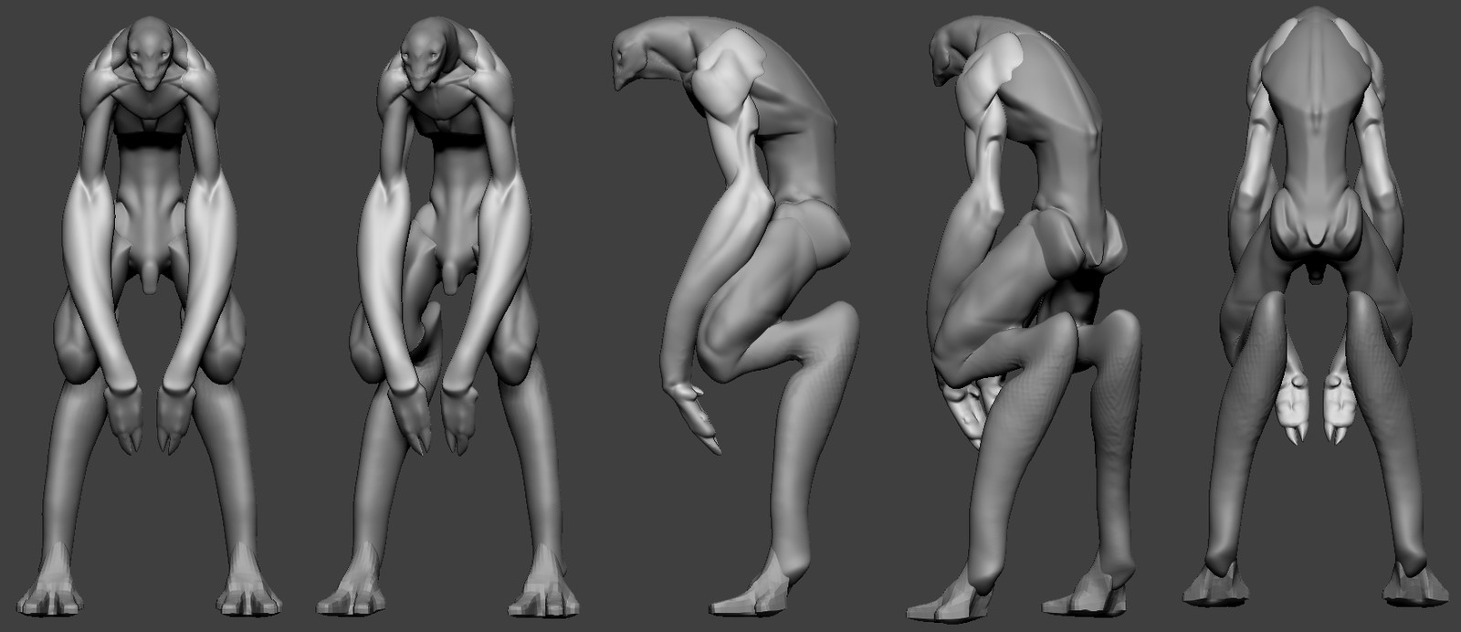 Started with concept and blocking things out.. (Class 1a)