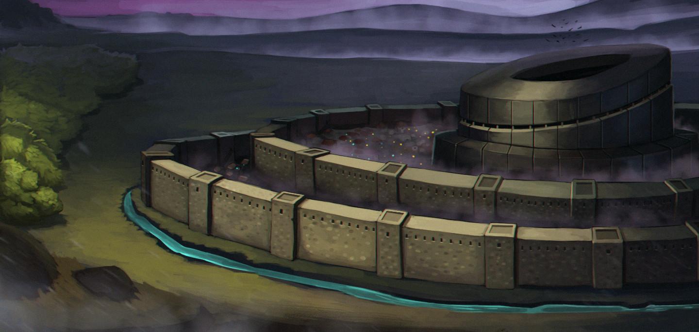 LANDSCAPE - KINGDOM OF THE WHISPER