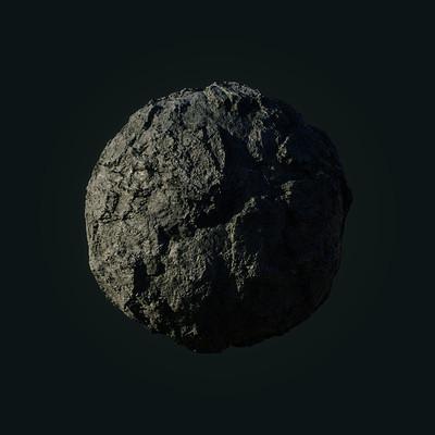 Bernardo iraci darkrock sphere 001
