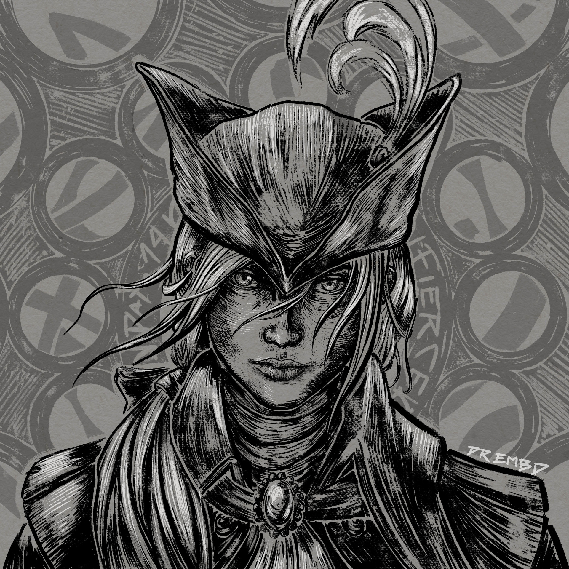 Lady Maria Of the Astral Clock Tower