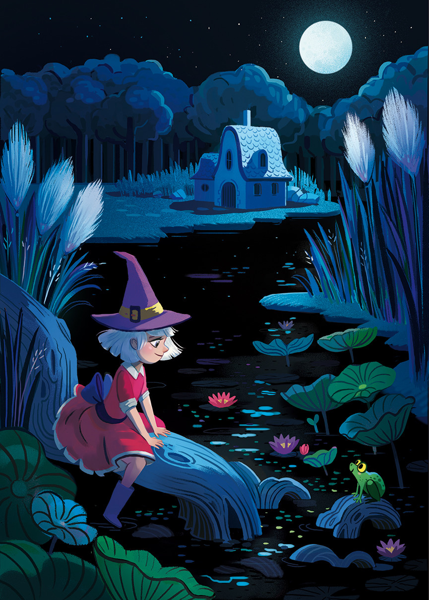 Florence guittard florenceguittard witch2