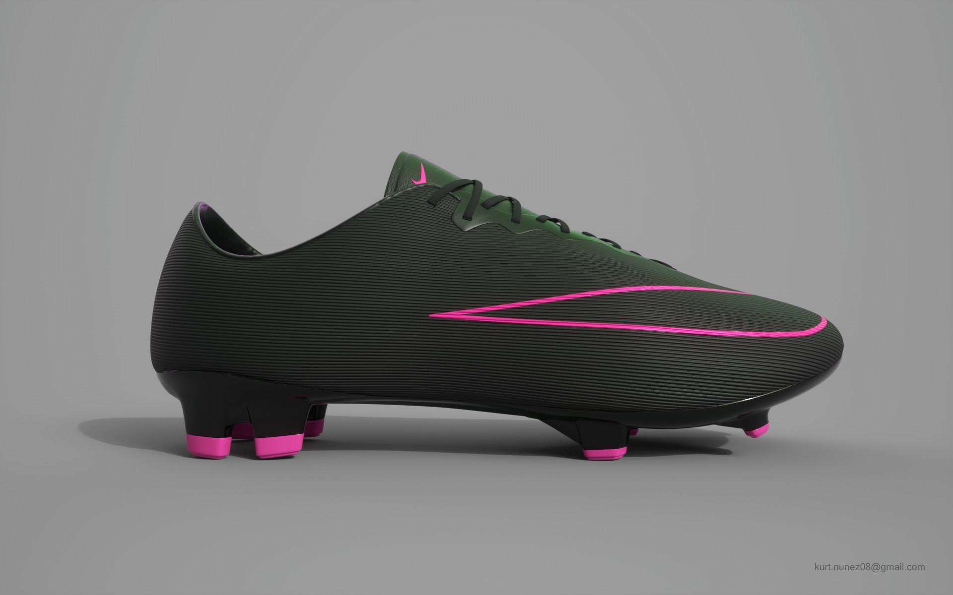 best website 732af 23530 Kurt Nuñez - Mecurial Vapor X 2016 | Nike Shoe