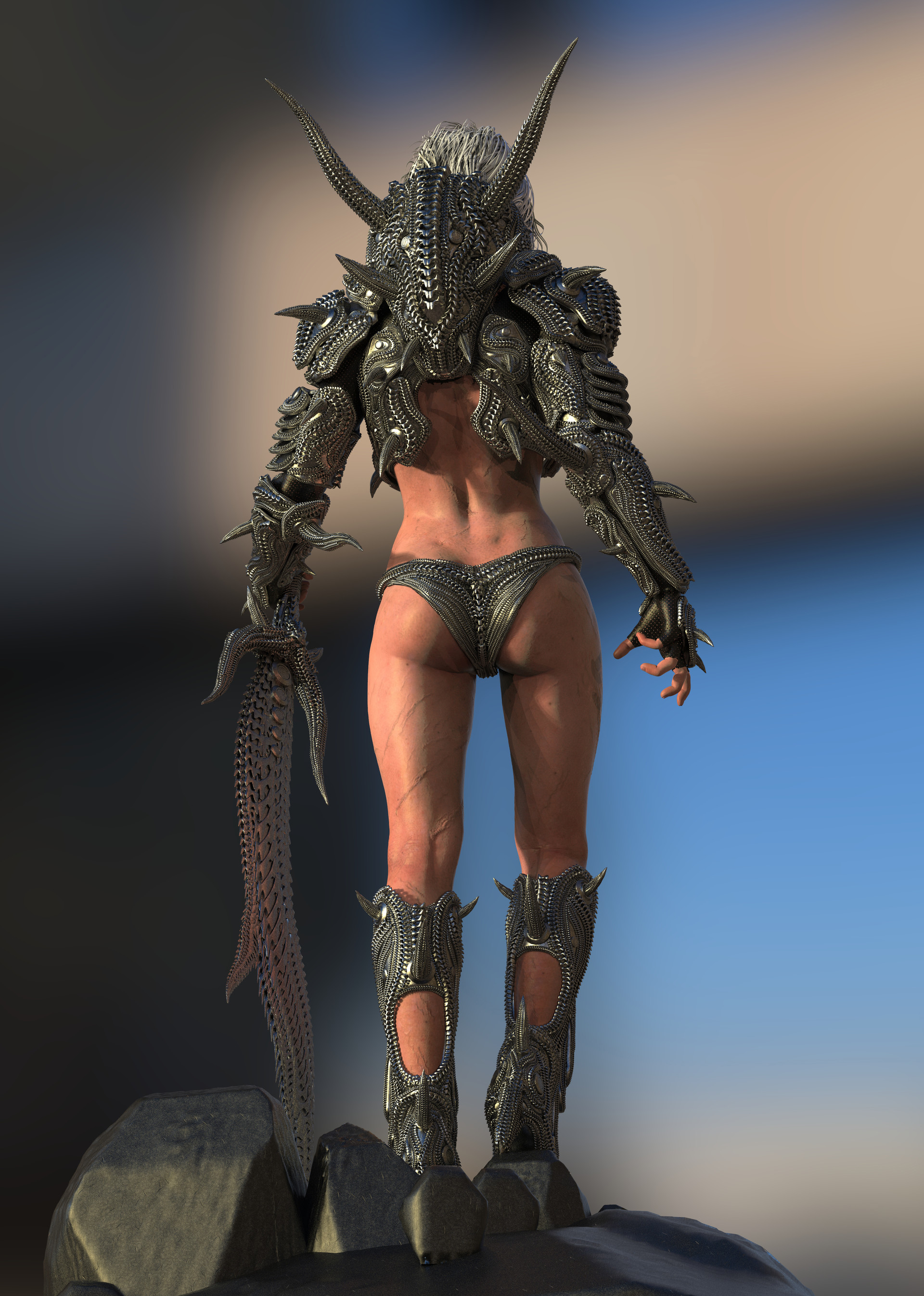 Tek tan scorpion 115