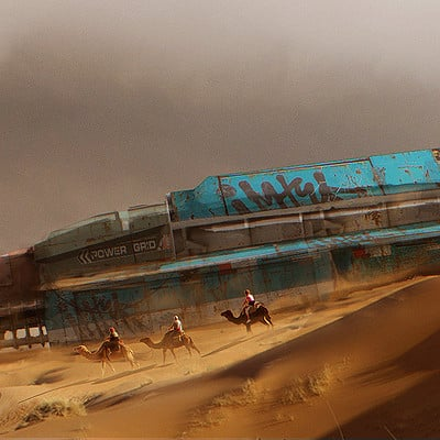 Olubunmi john desert ship complete