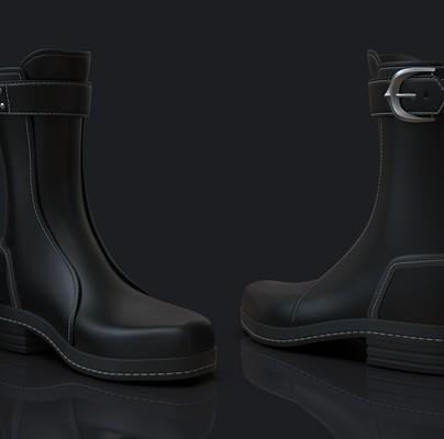 Krzysztof wolski shoe 9