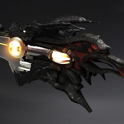 Blair scott gunlance dragonsbreath blair scott