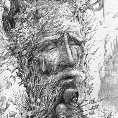 Sabin boykinov the tree