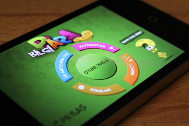 Cem akkaya bilgi para iphone app ui by cemakkaya d5xml49