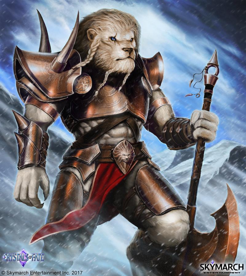 Um'bari warrior