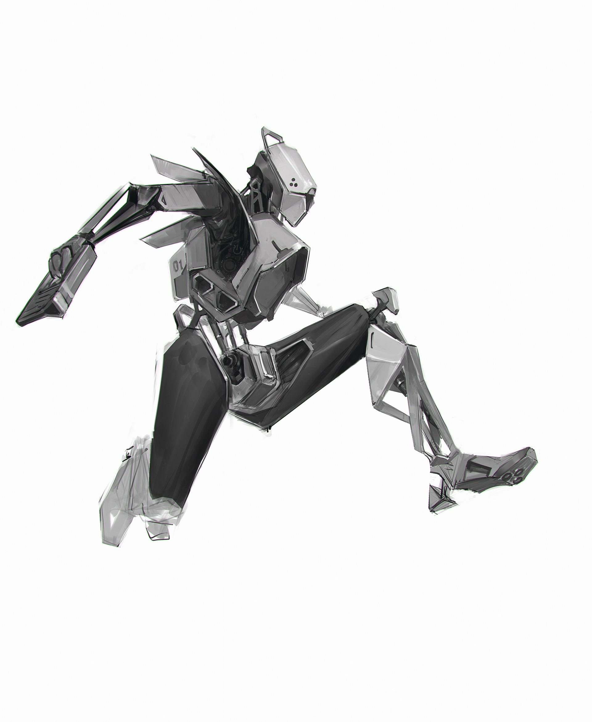 Denys tsiperko robot 1