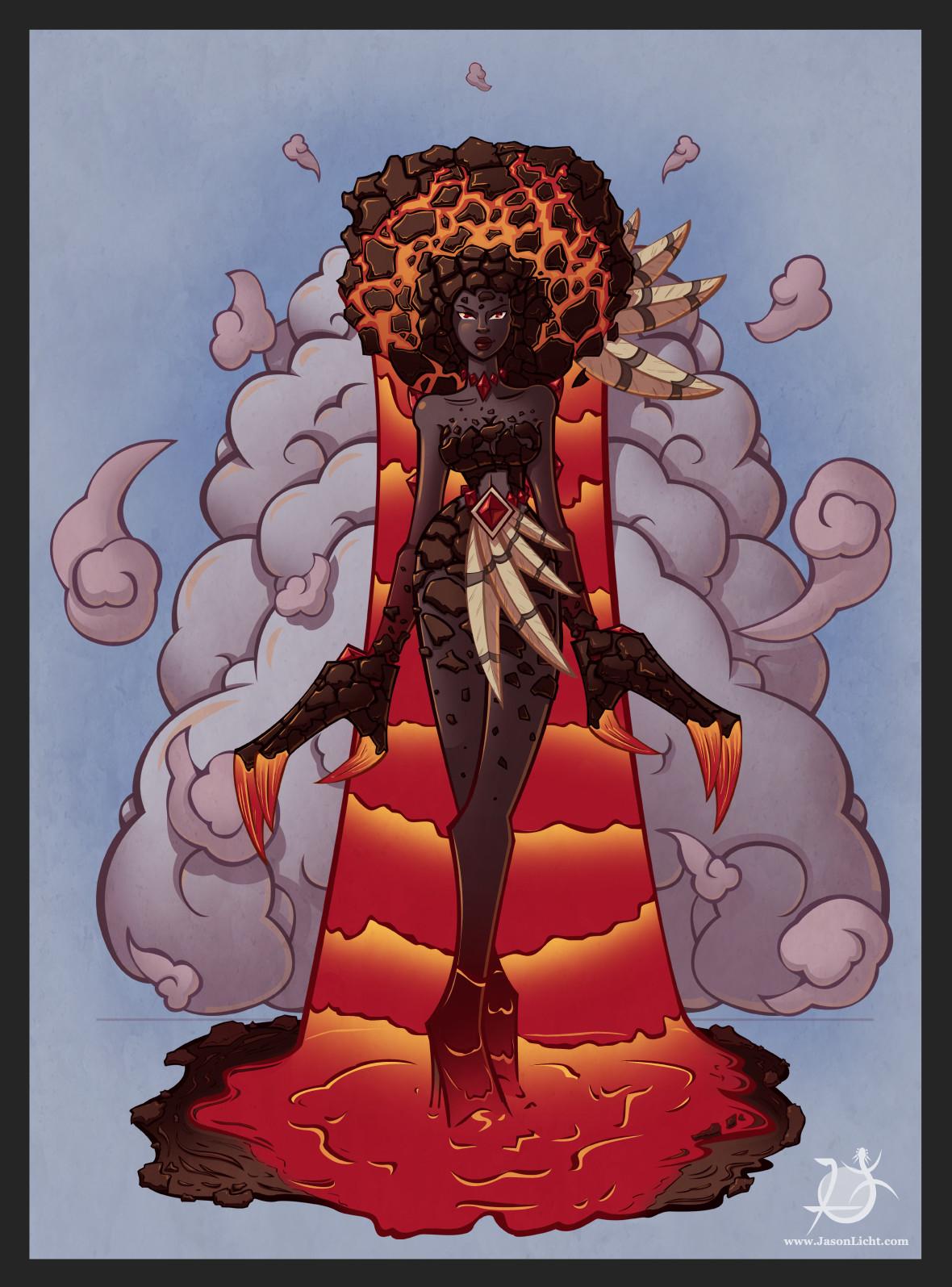 Jason licht elemental fire