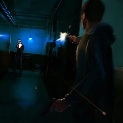 Tony skeor corridor 3