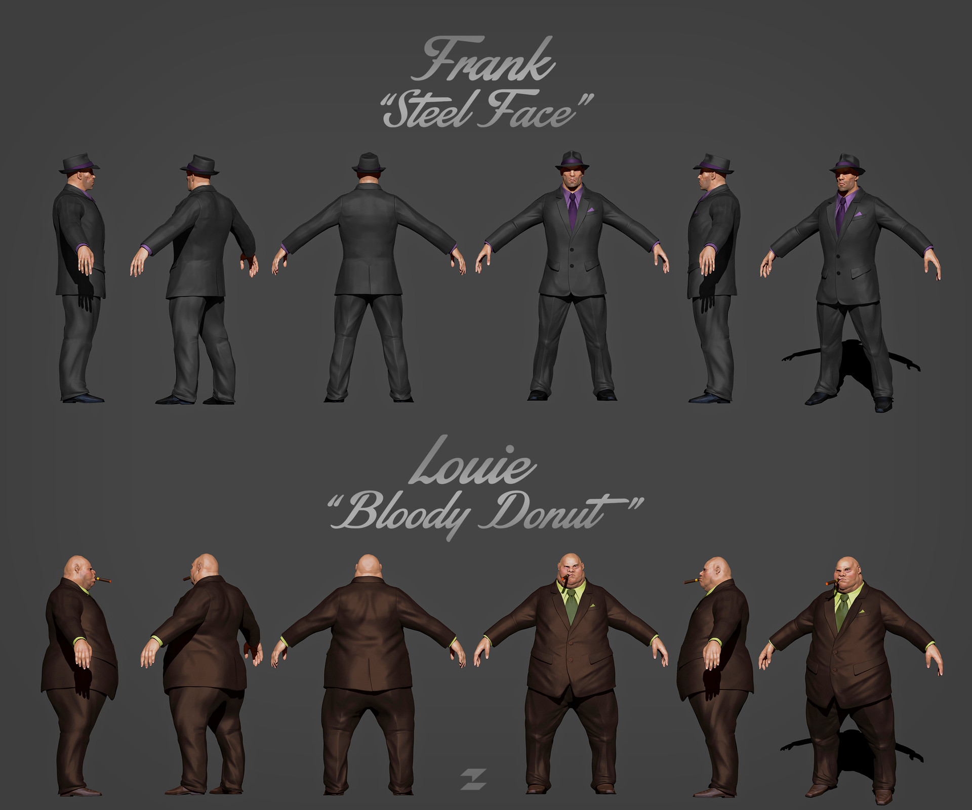 Tomislav zvonaric character mafijasi preview