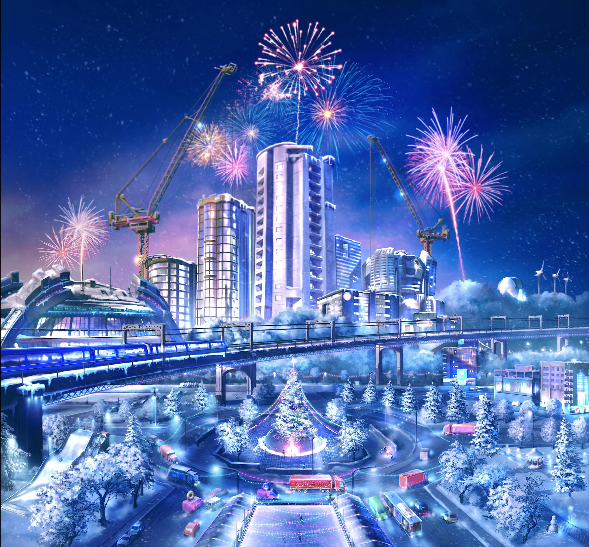 New Year Promo