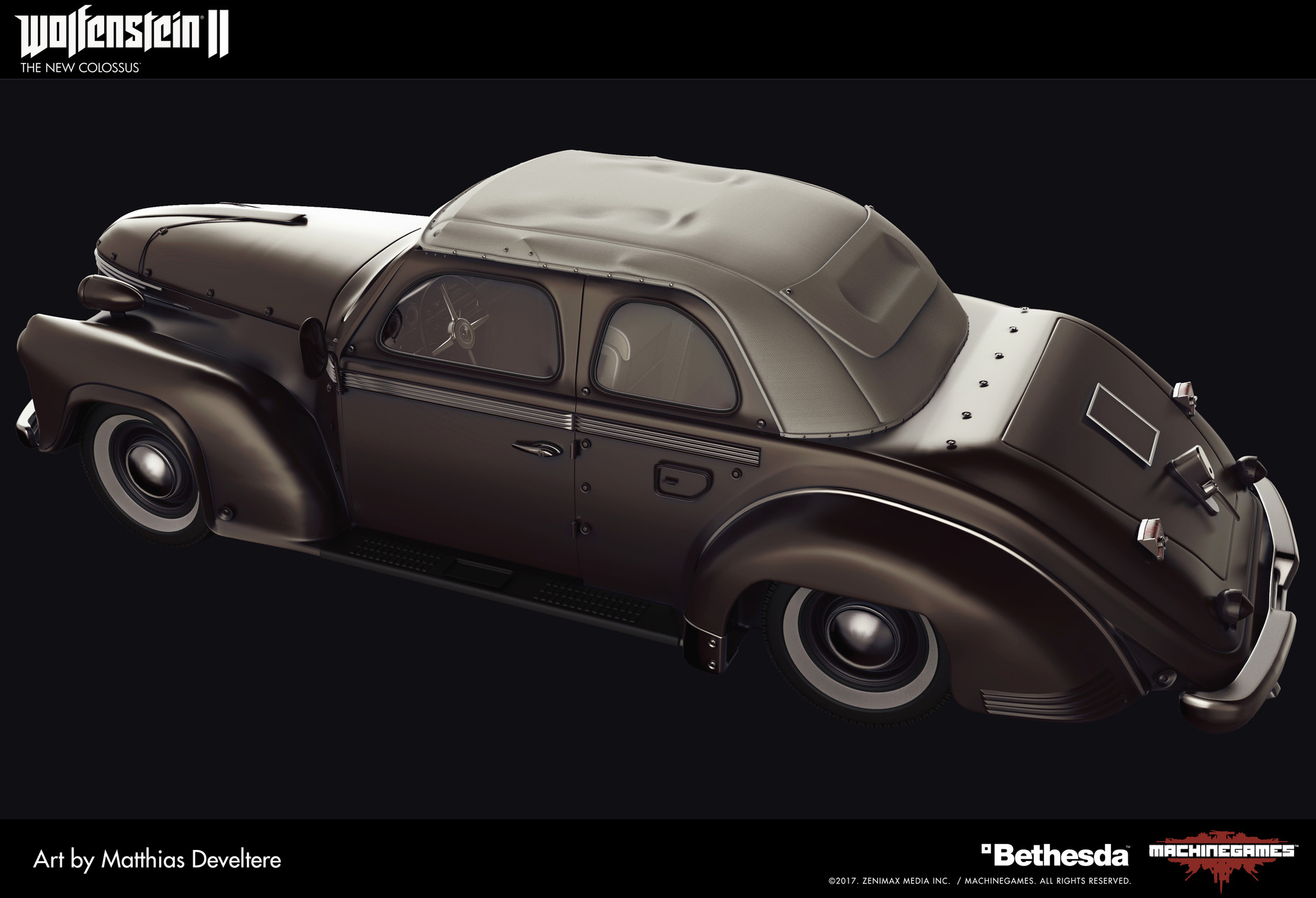 Matthias develtere 1940cars 1