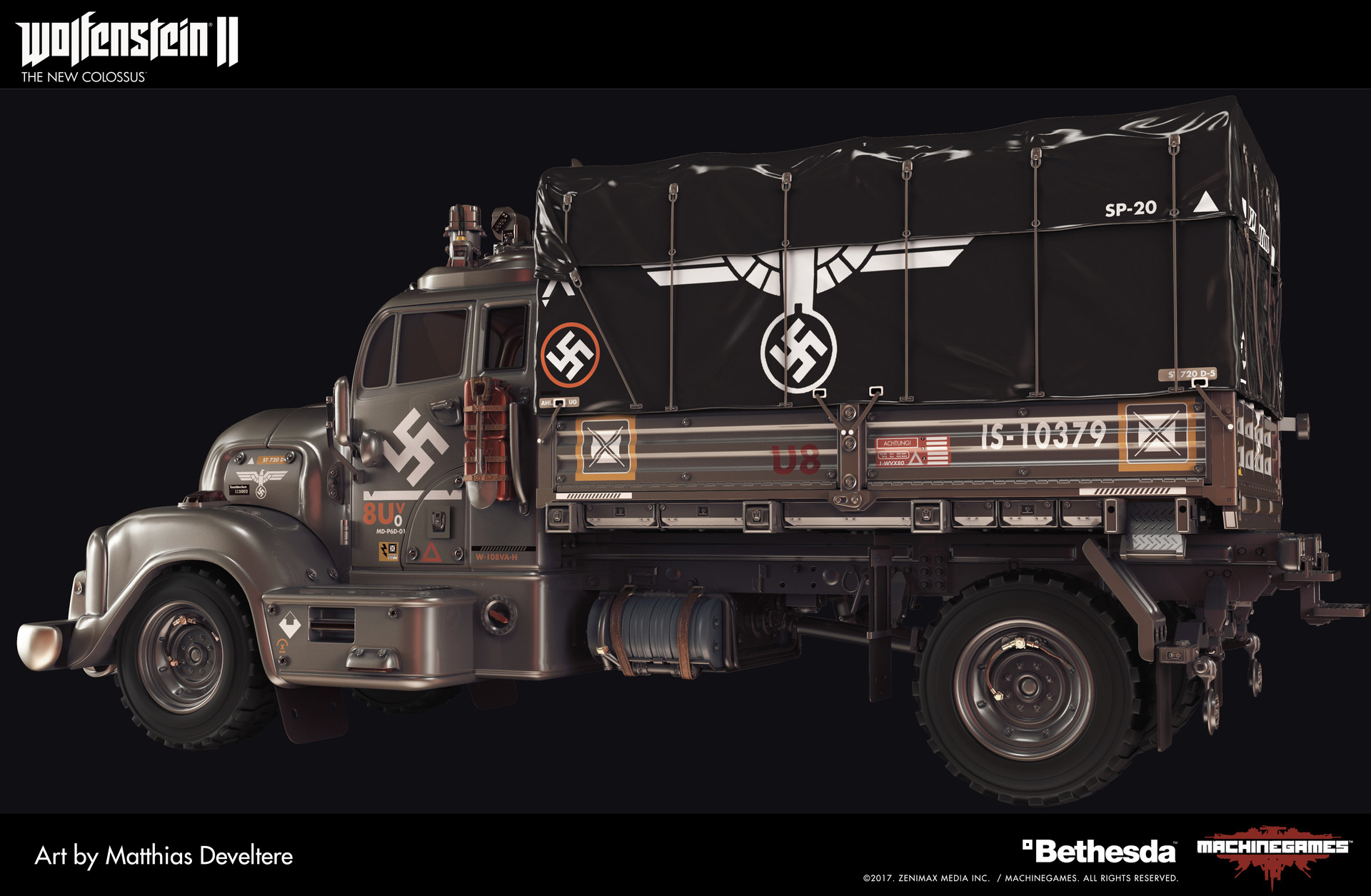 Matthias develtere militairytrucks 1