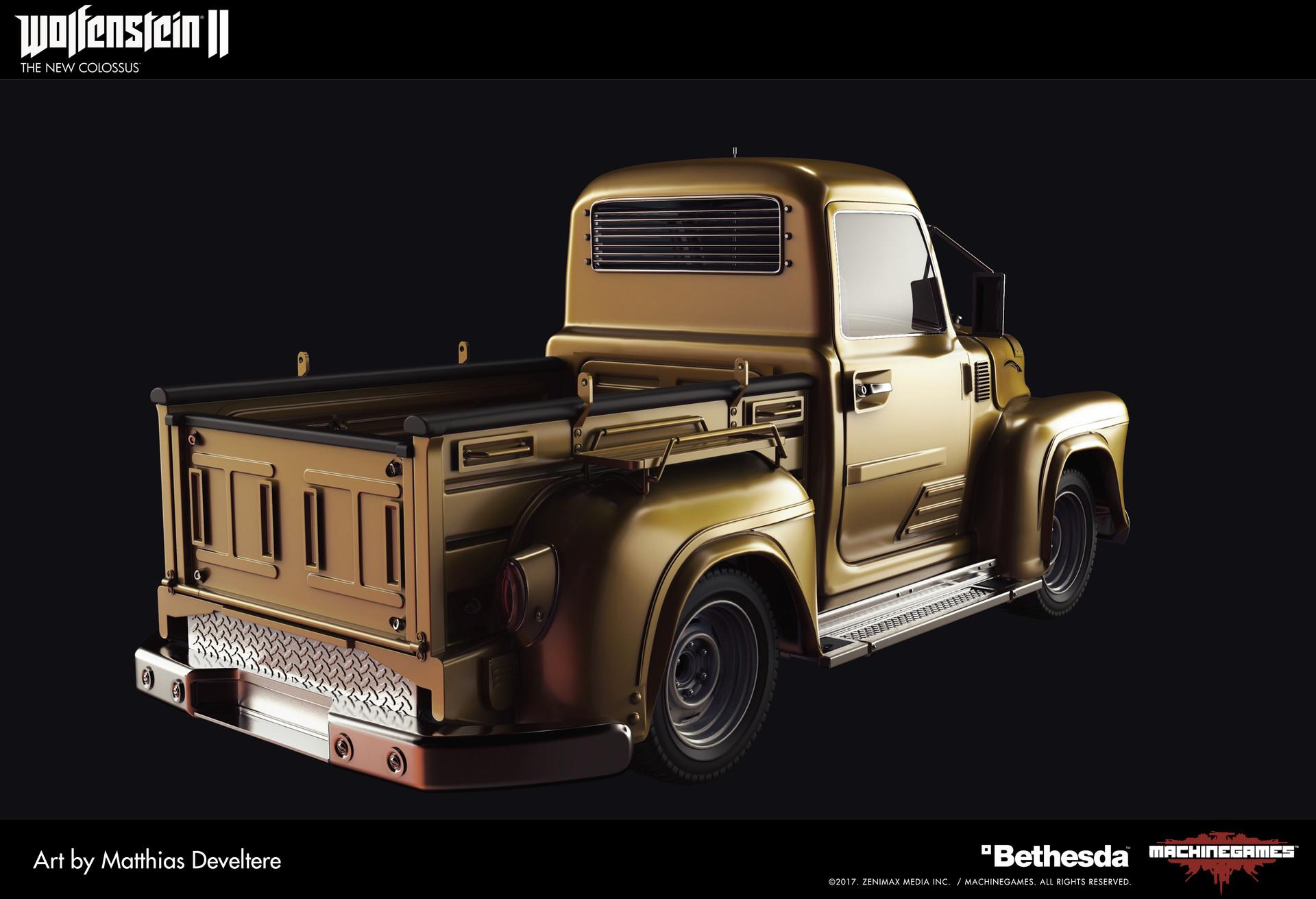 Matthias develtere civilian truck 2