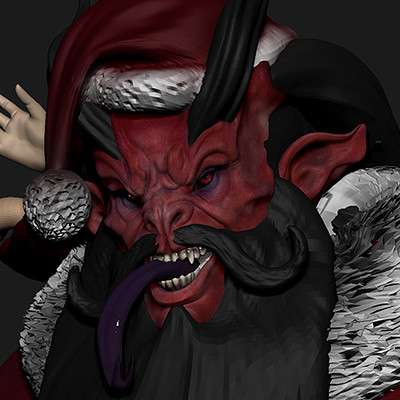 Krampus Speed Sculpt