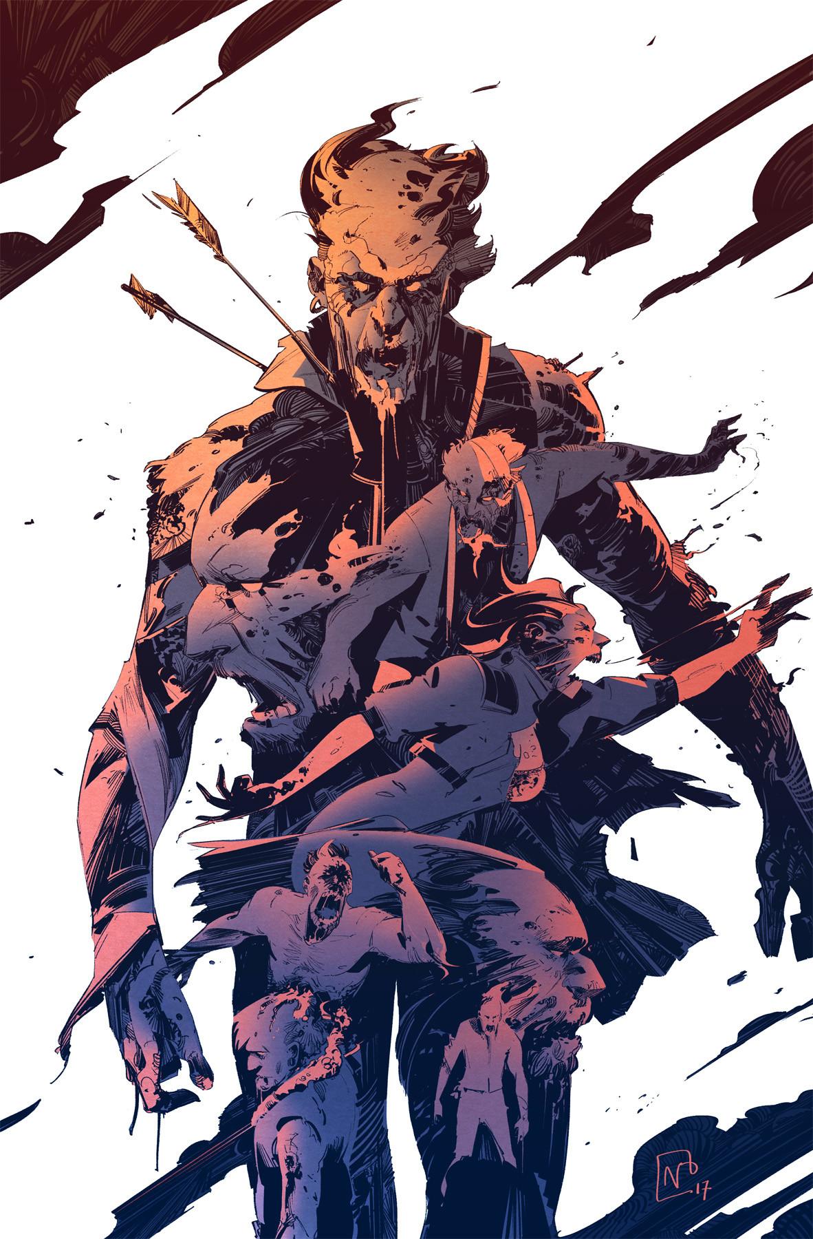 Nicolas petrimaux zombies