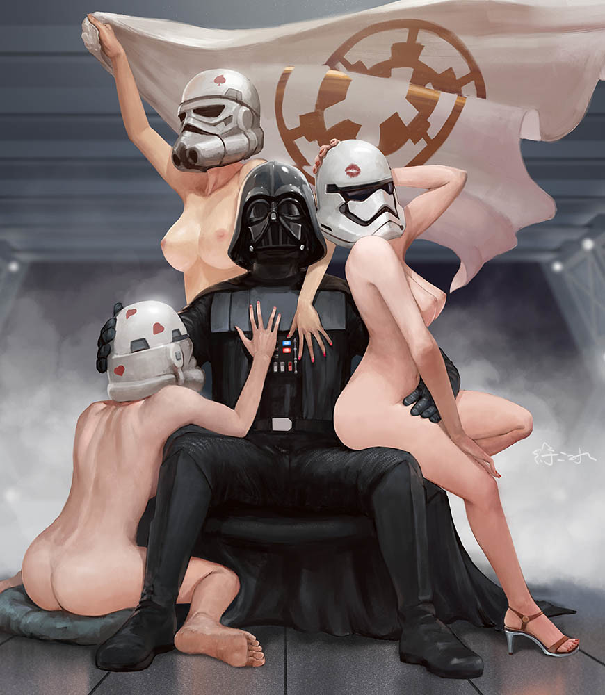 Have naked star wars sorry