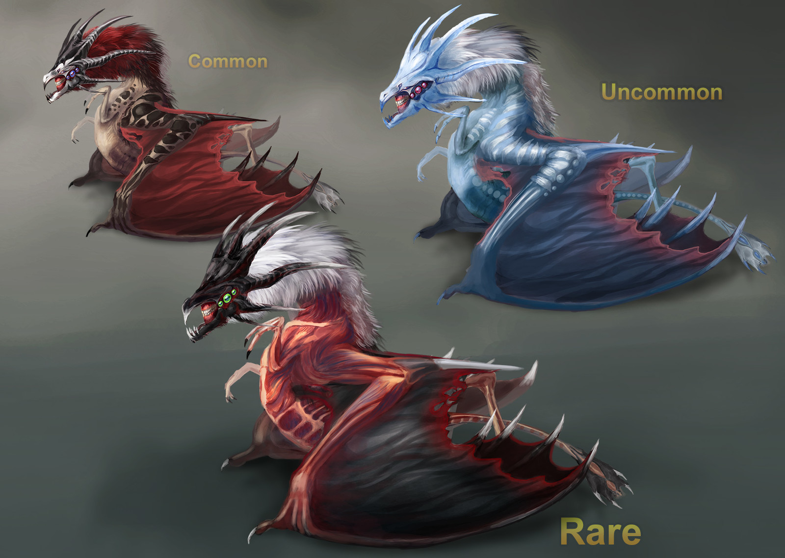 Color Variations for Aravyre