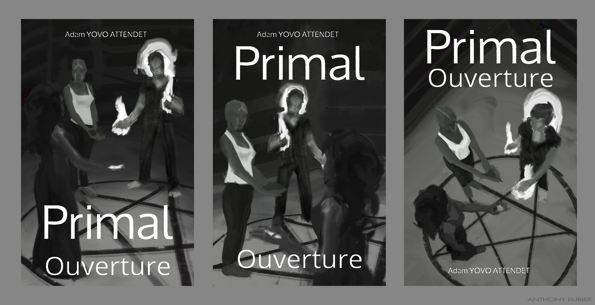 Anthony rubier compos primal ouverture site