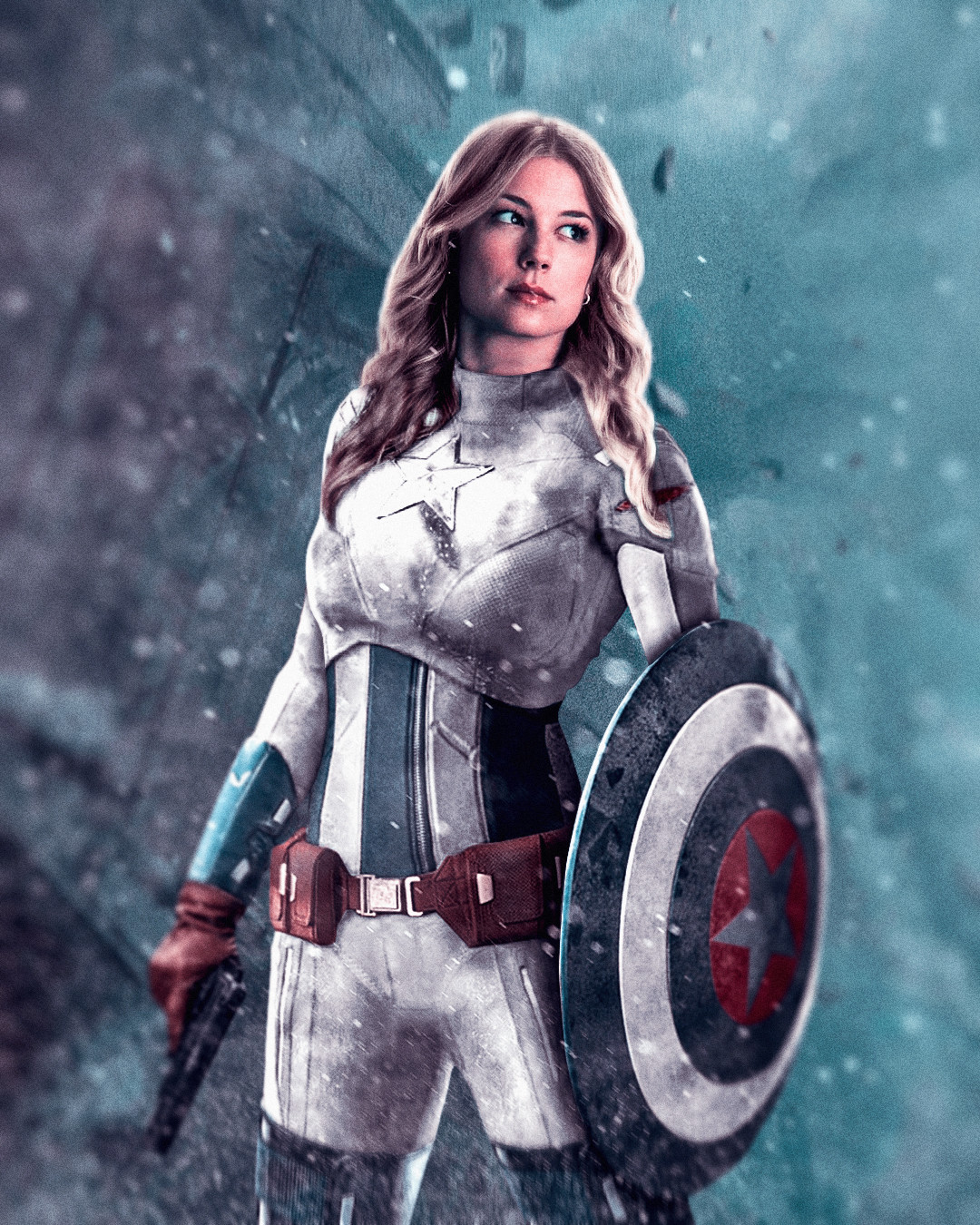 who is sharon carter