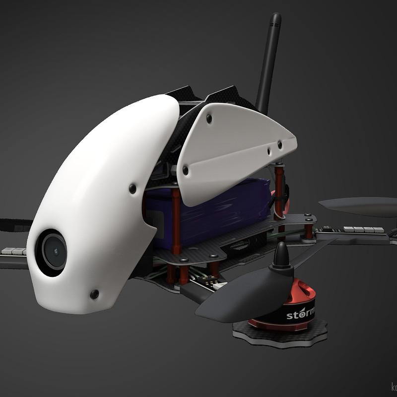 Storm SRD-280 Racing Drone