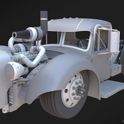 Mackrod Truck