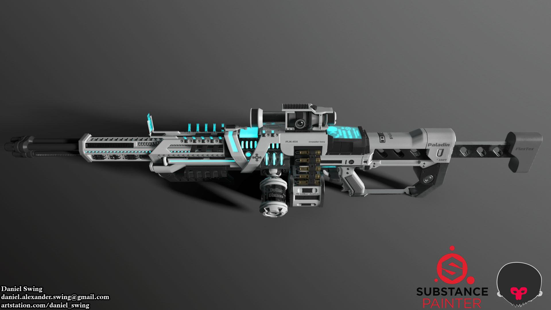 Daniel swing rifle 10