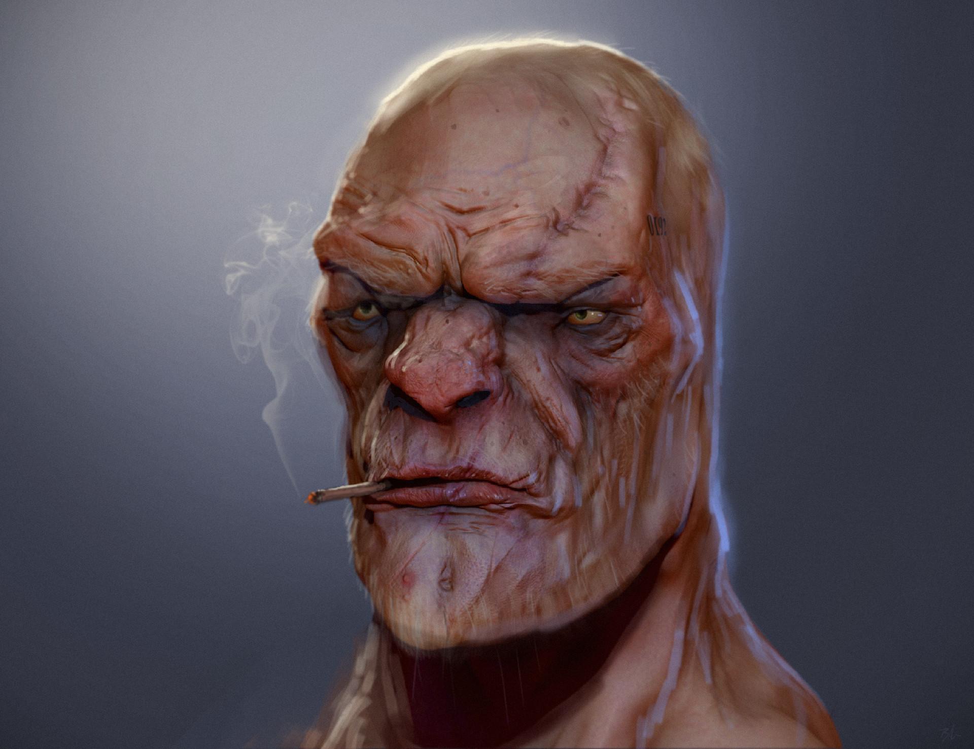 Brent minehan ugly