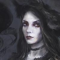 ArtStation - Ventrue  Degustation blood , Olga Zubova